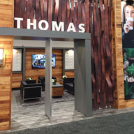 Thomas Land and Development Tradeshow Booth